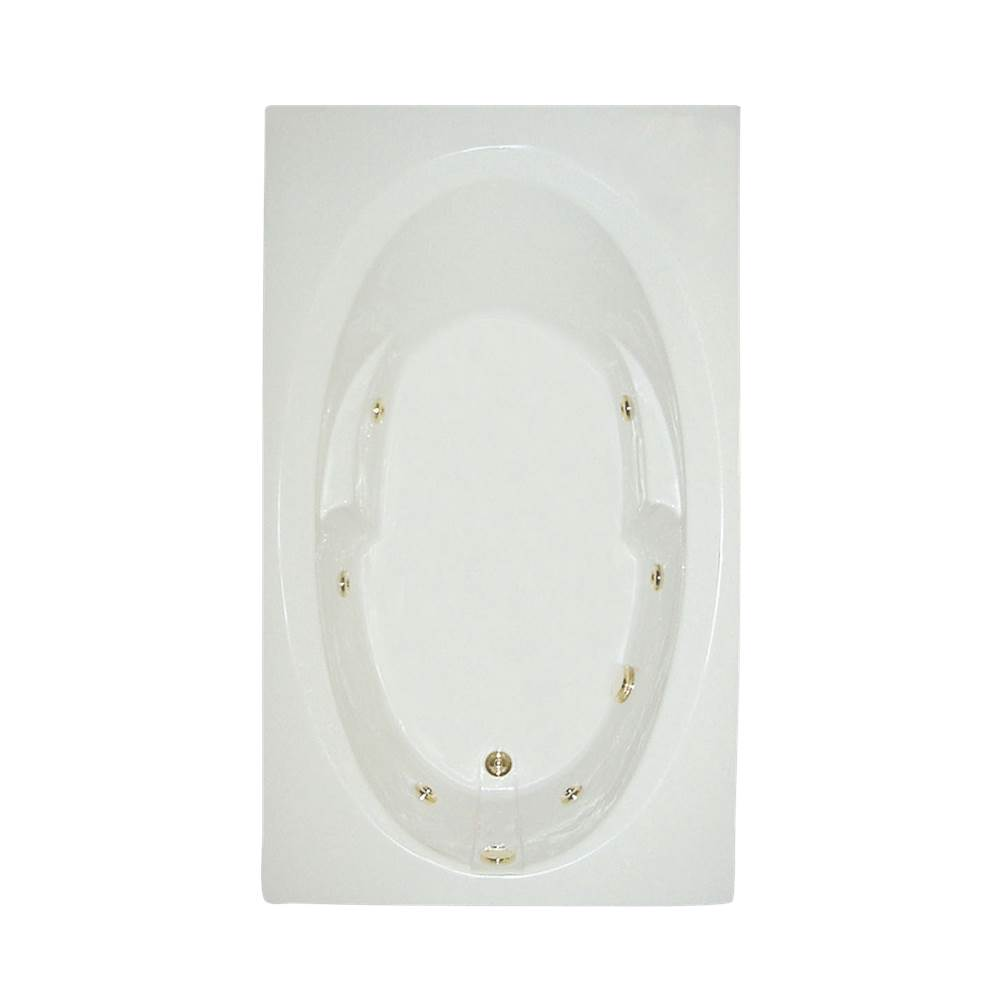 Mansfield Plumbing Drop In Whirlpool Bathtubs item 6027