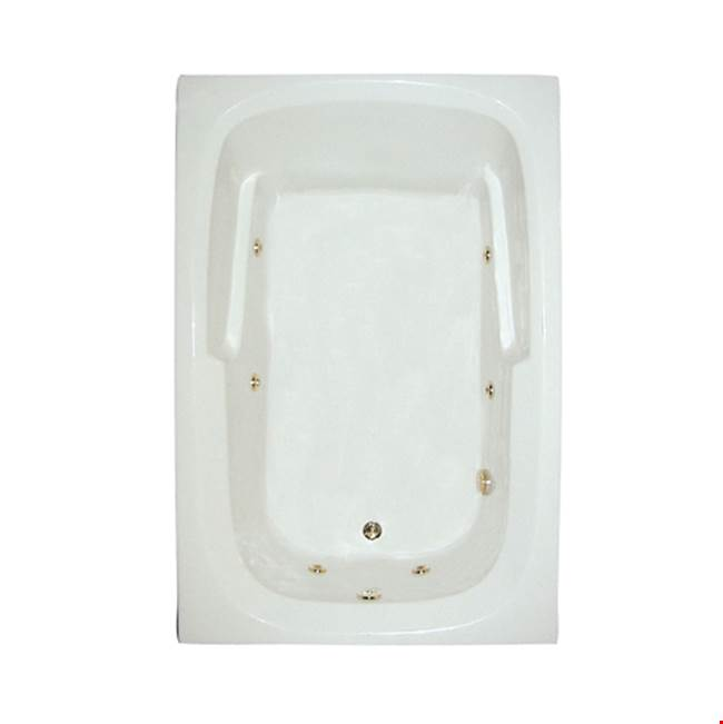 Mansfield Plumbing Drop In Whirlpool Bathtubs item 6033