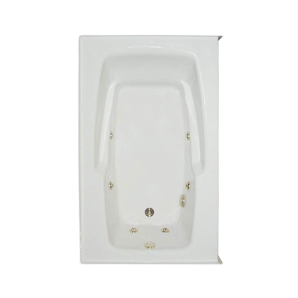 Mansfield Plumbing Drop In Whirlpool Bathtubs item 6118