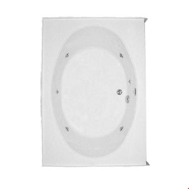 Mansfield Plumbing Drop In Whirlpool Bathtubs item 6124