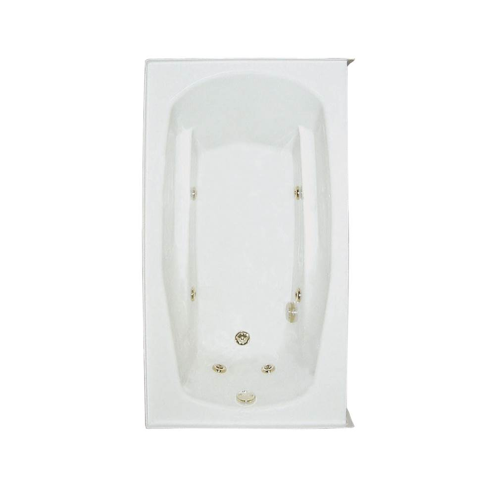 Mansfield Plumbing Drop In Whirlpool Bathtubs item 6153