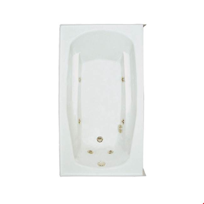 Mansfield Plumbing Drop In Whirlpool Bathtubs item 6154