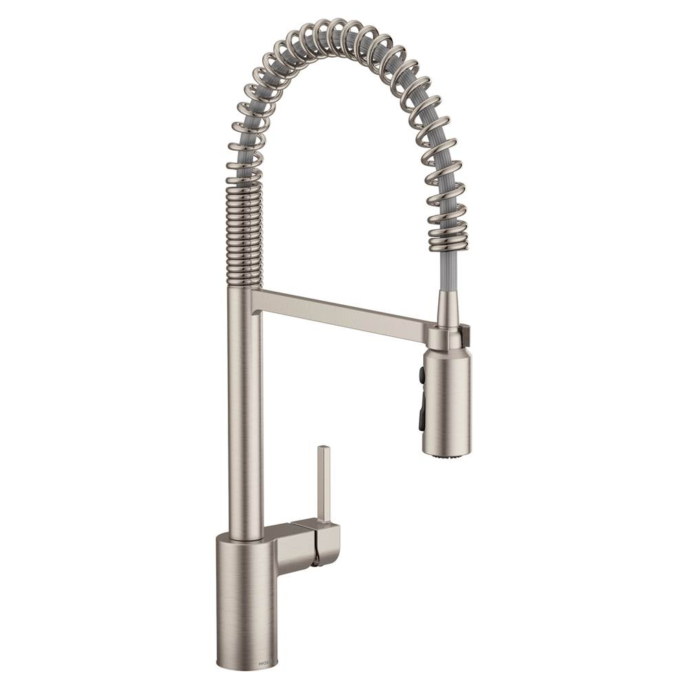 Moen Retractable Faucets Kitchen Faucets item 5923SRS