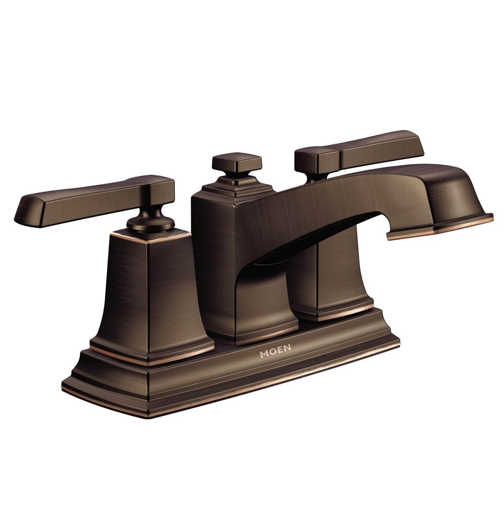 Moen Centerset Bathroom Sink Faucets item 6010BRB