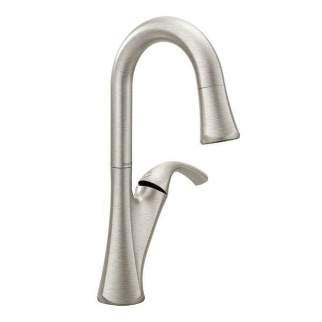 Moen  Bar Sink Faucets item 6124SRS