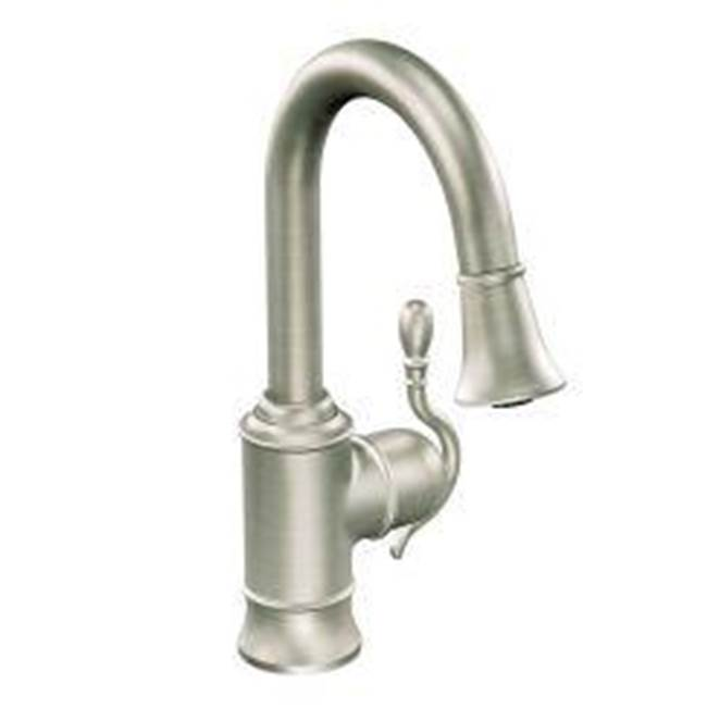 Moen  Bar Sink Faucets item 6615SRS