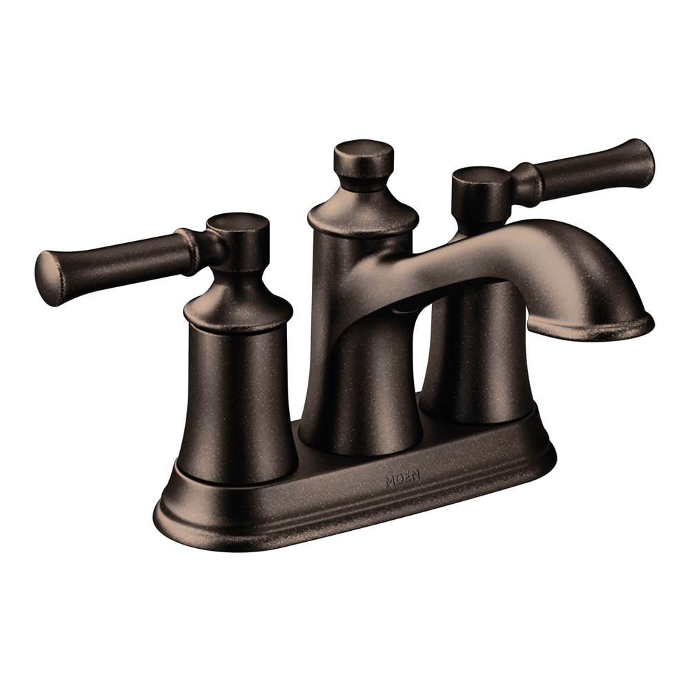 Moen Centerset Bathroom Sink Faucets item 6802ORB