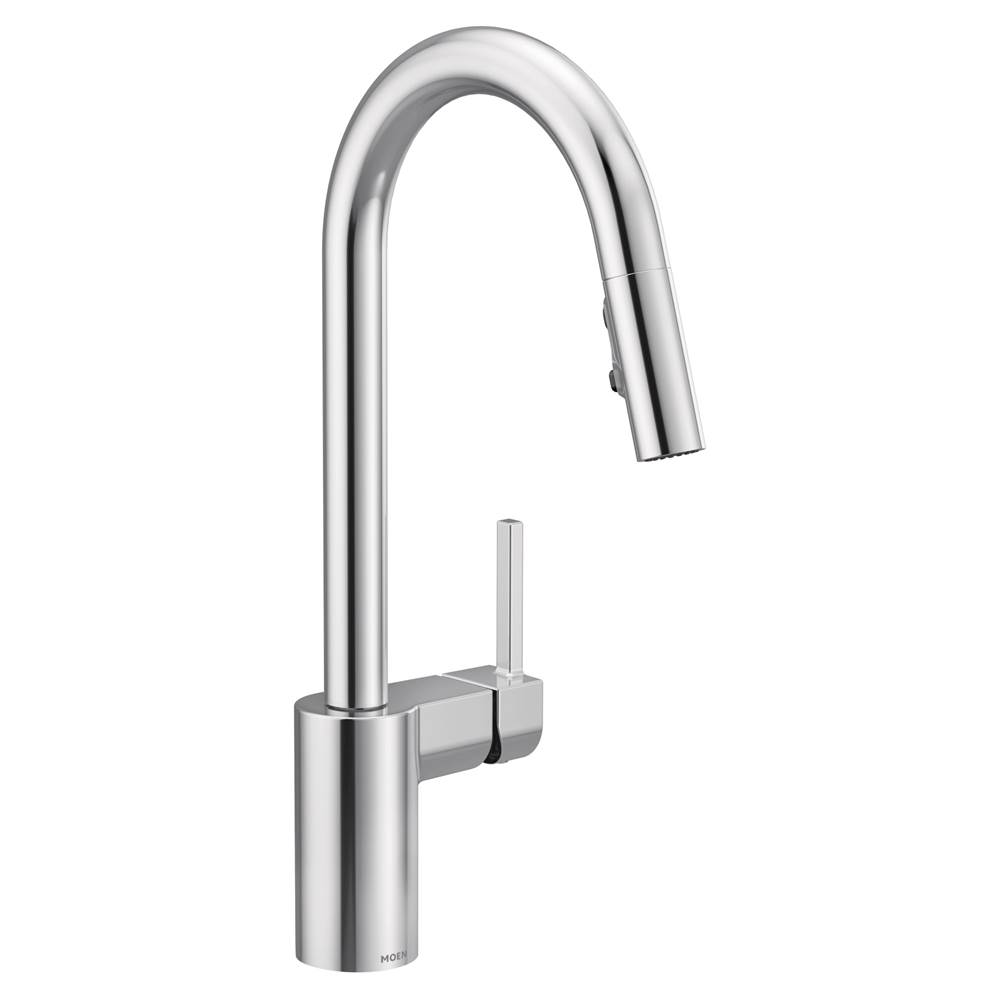 Moen Single Hole Kitchen Faucets item 7565