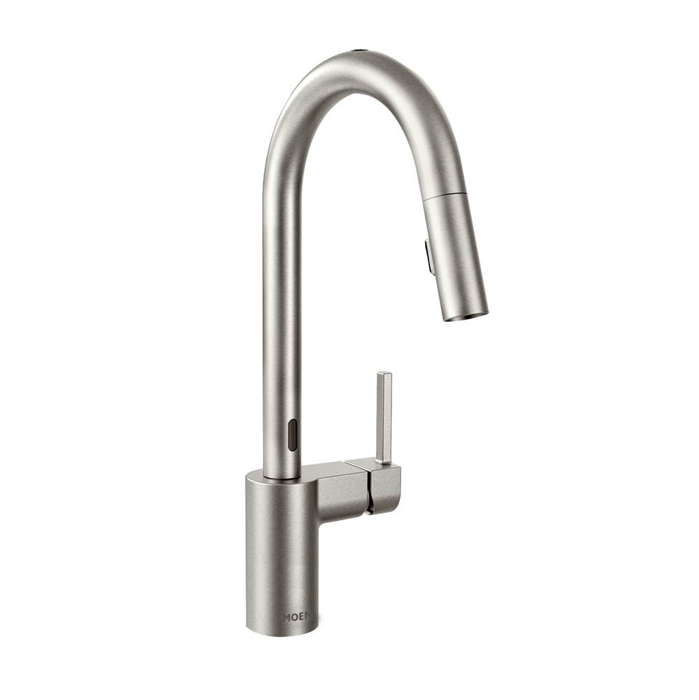 Moen Single Hole Kitchen Faucets item 7565ESRS