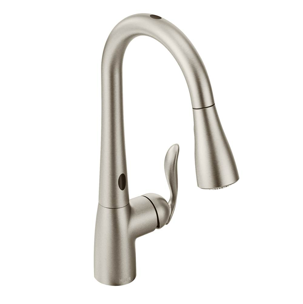 Moen Single Hole Kitchen Faucets item 7594ESRS