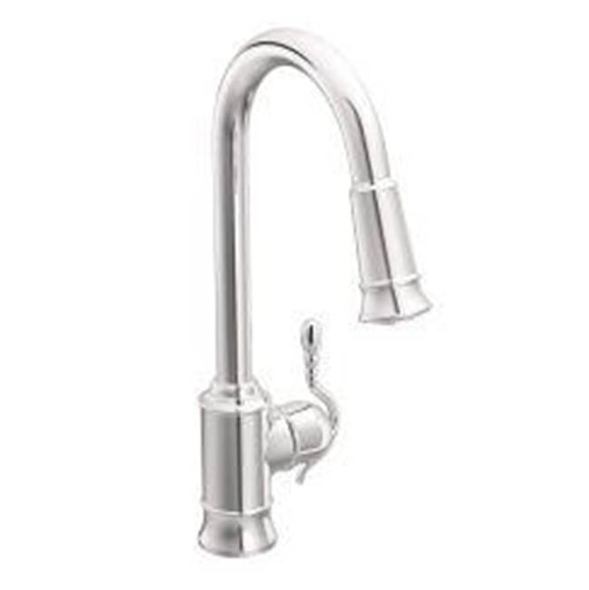 Moen Single Hole Kitchen Faucets item 7615C