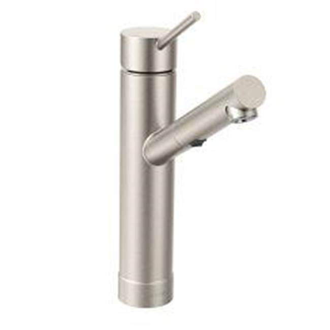 Moen Single Hole Kitchen Faucets item 7626SRS