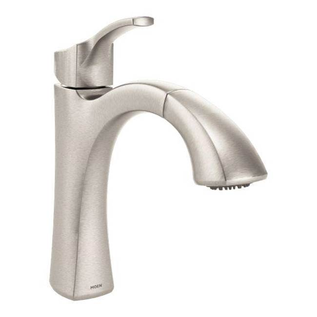 Moen Single Hole Kitchen Faucets item 9125SRS