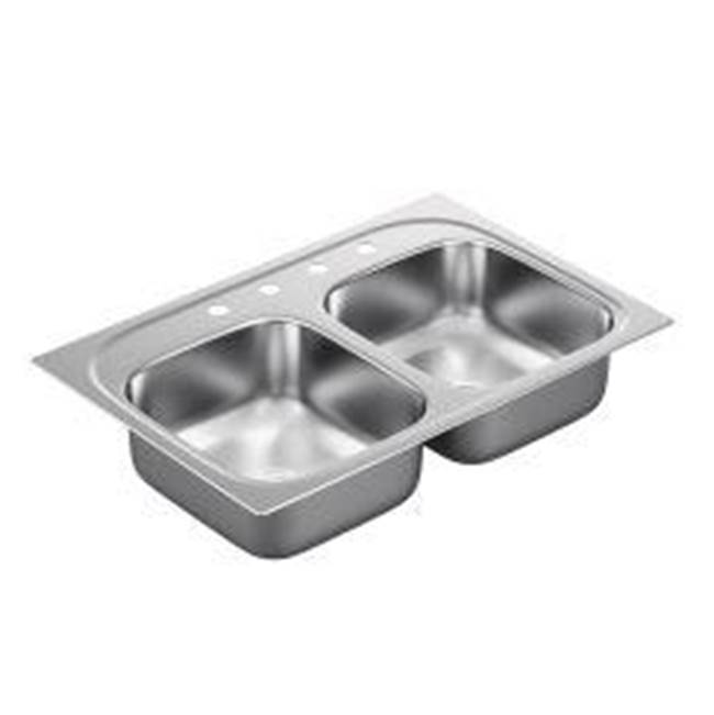 Moen  Stainless Steel item G182154Q