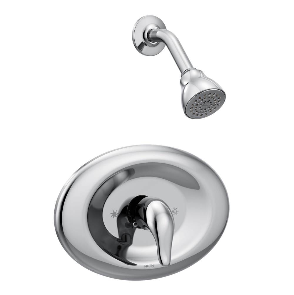Moen  Shower Only Faucets With Head item L2368EP