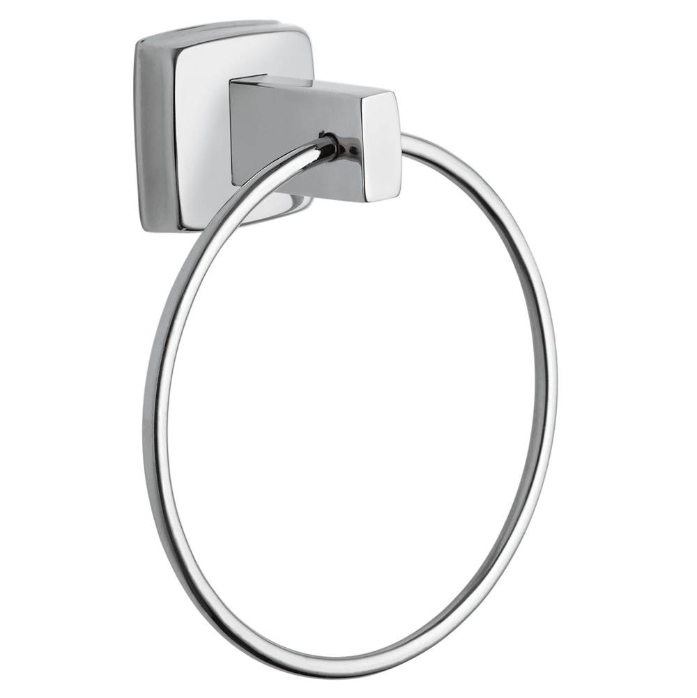 Moen Towel Rings Bathroom Accessories item P1786
