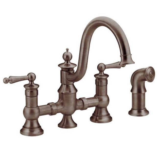 Moen Bridge Kitchen Faucets item S713ORB