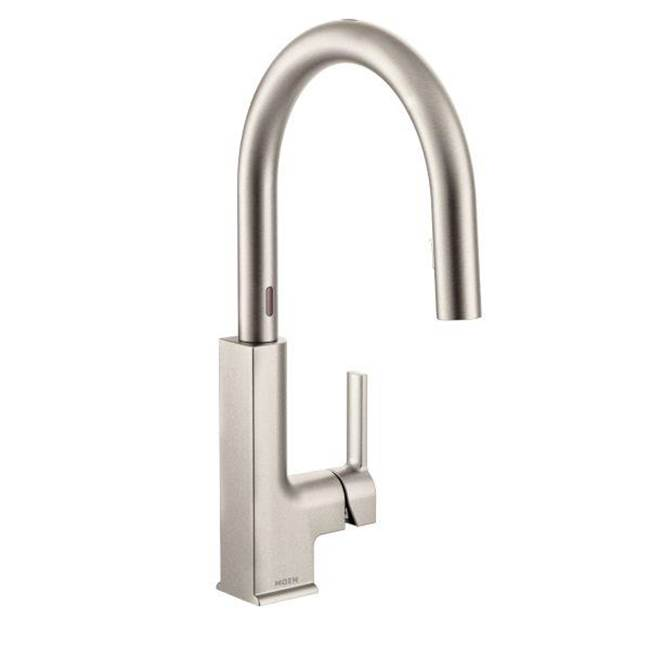 Moen Single Hole Kitchen Faucets item S72308ESRS