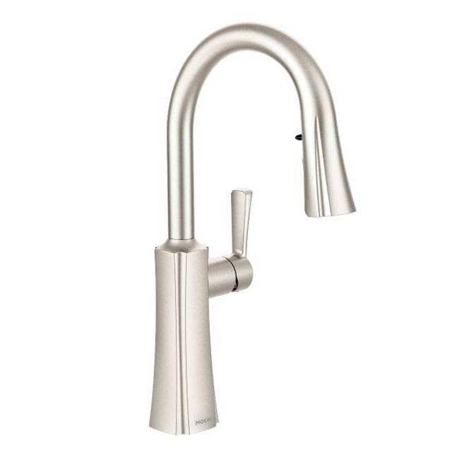 Moen Retractable Faucets Kitchen Faucets item S72608SRS