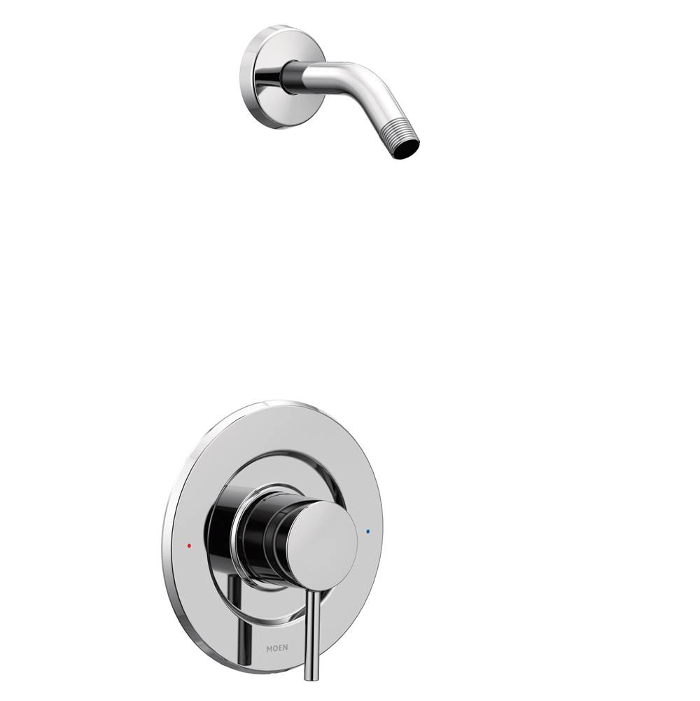 Moen  Shower Only Faucets With Head item T2192NH