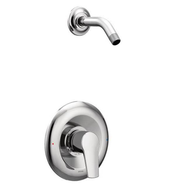 Moen  Shower Only Faucets With Head item T2802NH