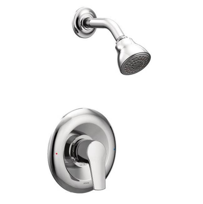 Moen  Shower Only Faucets With Head item T62802EP