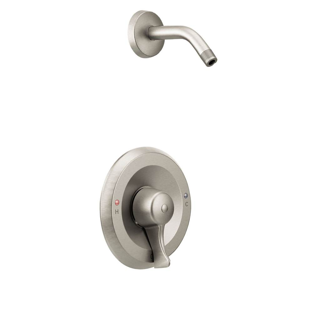 Moen  Shower Only Faucets With Head item T8375NHCBN