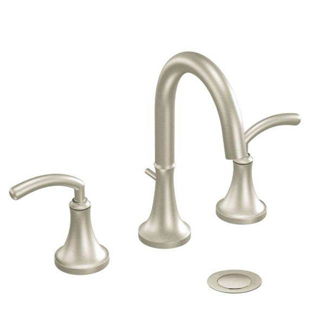 Moen Widespread Bathroom Sink Faucets item TS6520BN