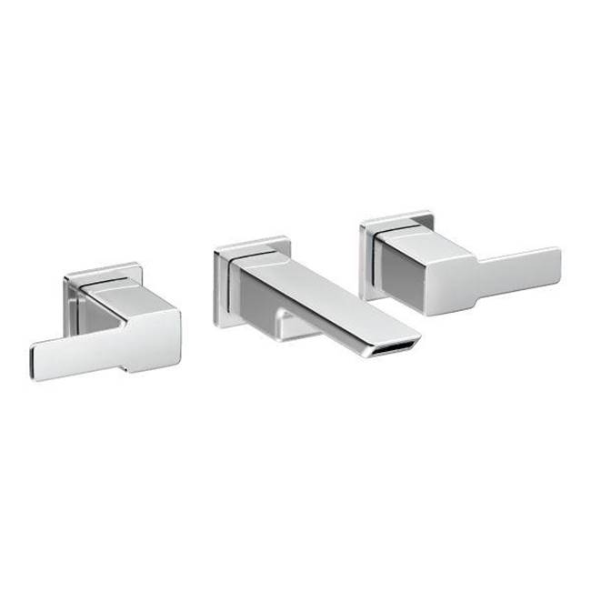 Moen Wall Mounted Bathroom Sink Faucets item TS6730