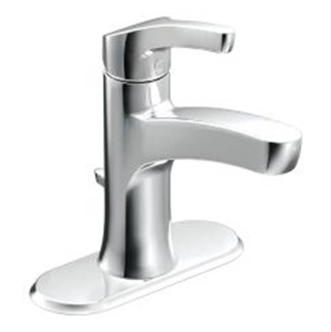 Moen Centerset Bathroom Sink Faucets item WSL84733