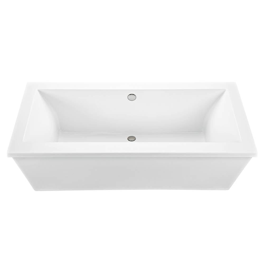 MTI Baths Free Standing Soaking Tubs item S100-WH