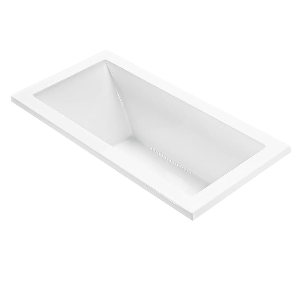 MTI Baths Undermount Air Whirlpool Combo item AW105-BI-UM