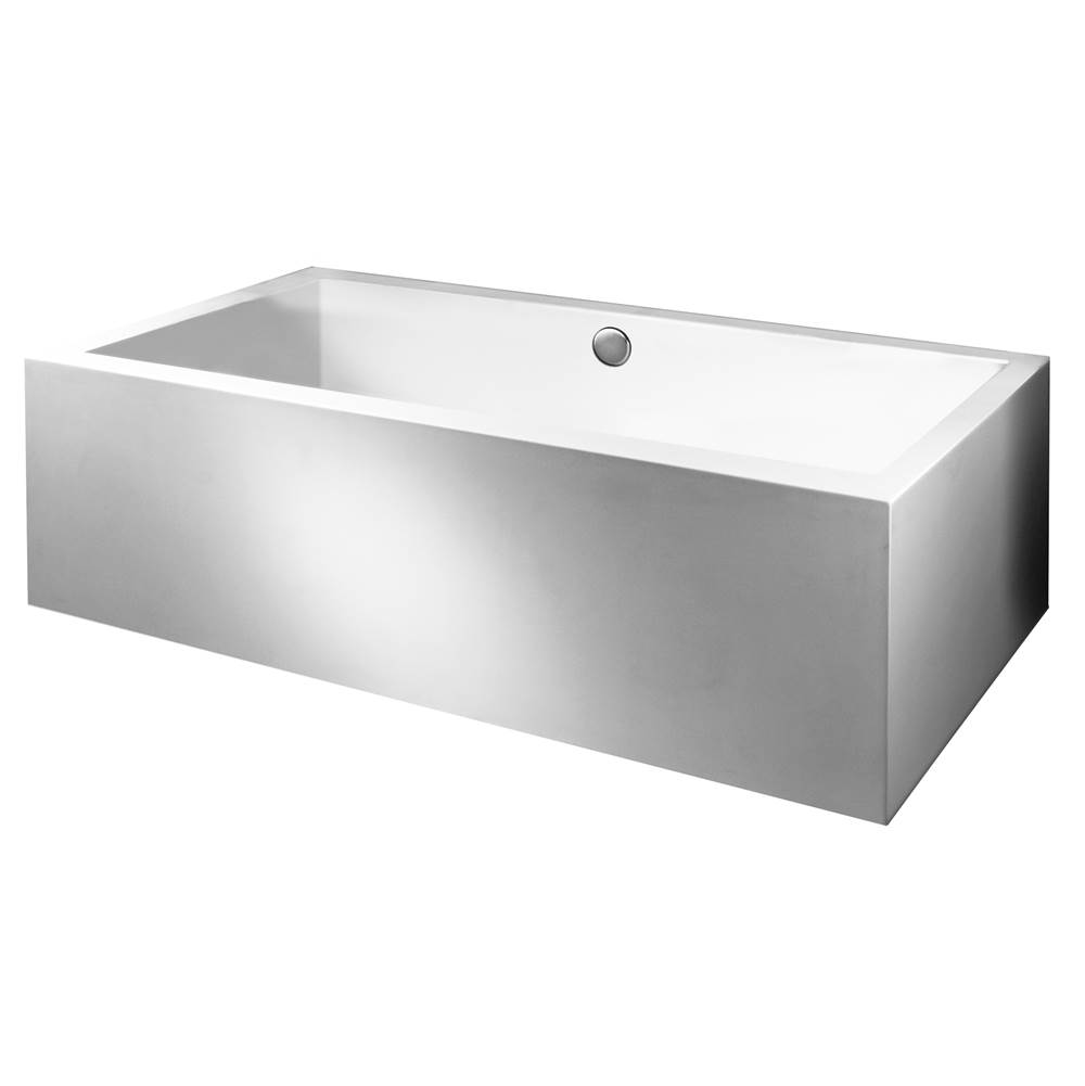 MTI Baths Free Standing Soaking Tubs item S106ASCULPT4