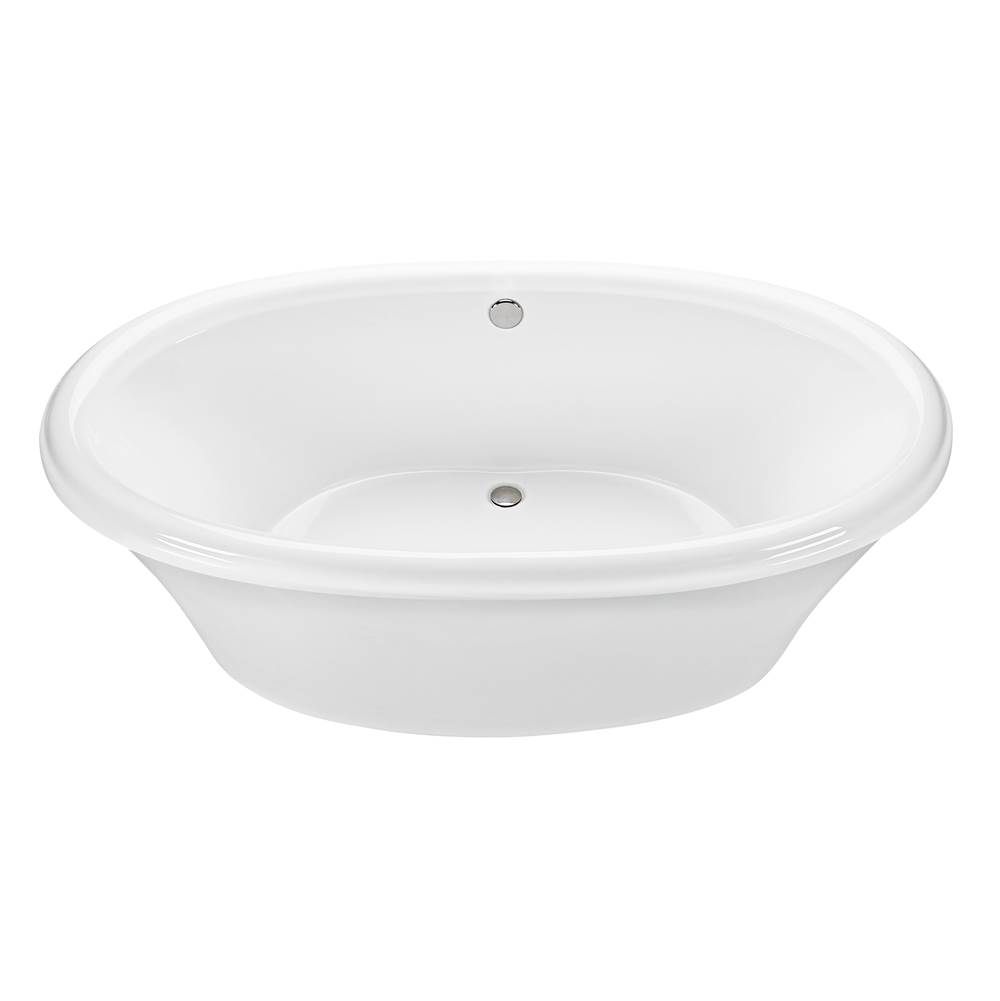 MTI Baths Free Standing Soaking Tubs item S118-WH