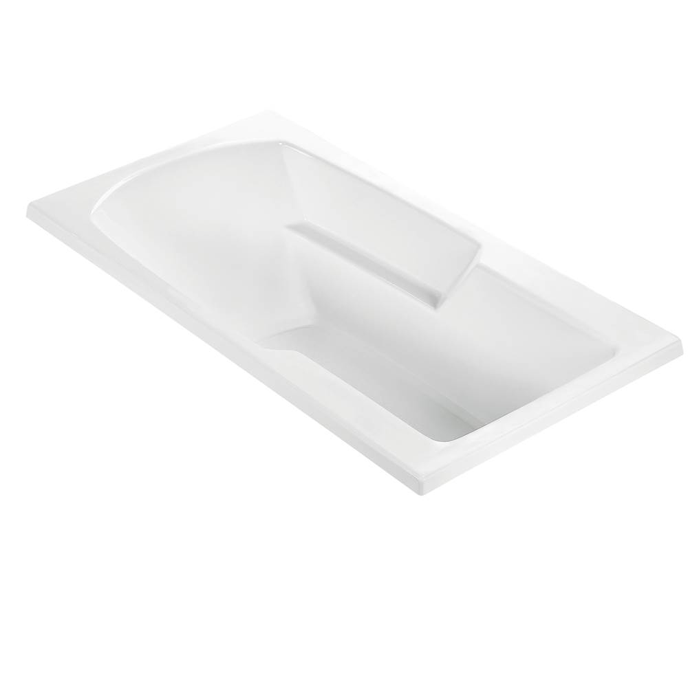 MTI Baths Drop In Whirlpool Bathtubs item P12-WH