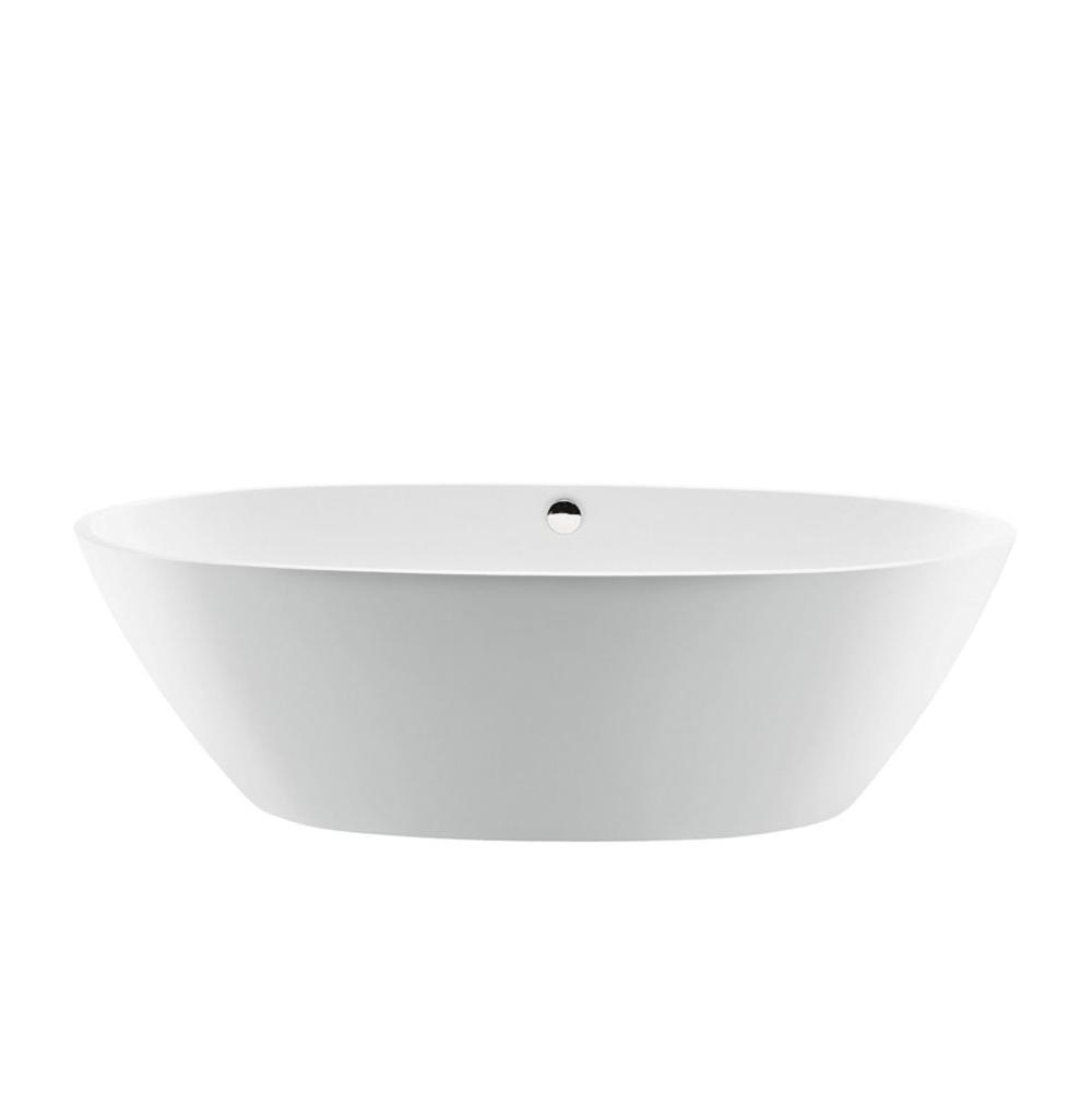 MTI Baths Free Standing Soaking Tubs item S125-WH-GL