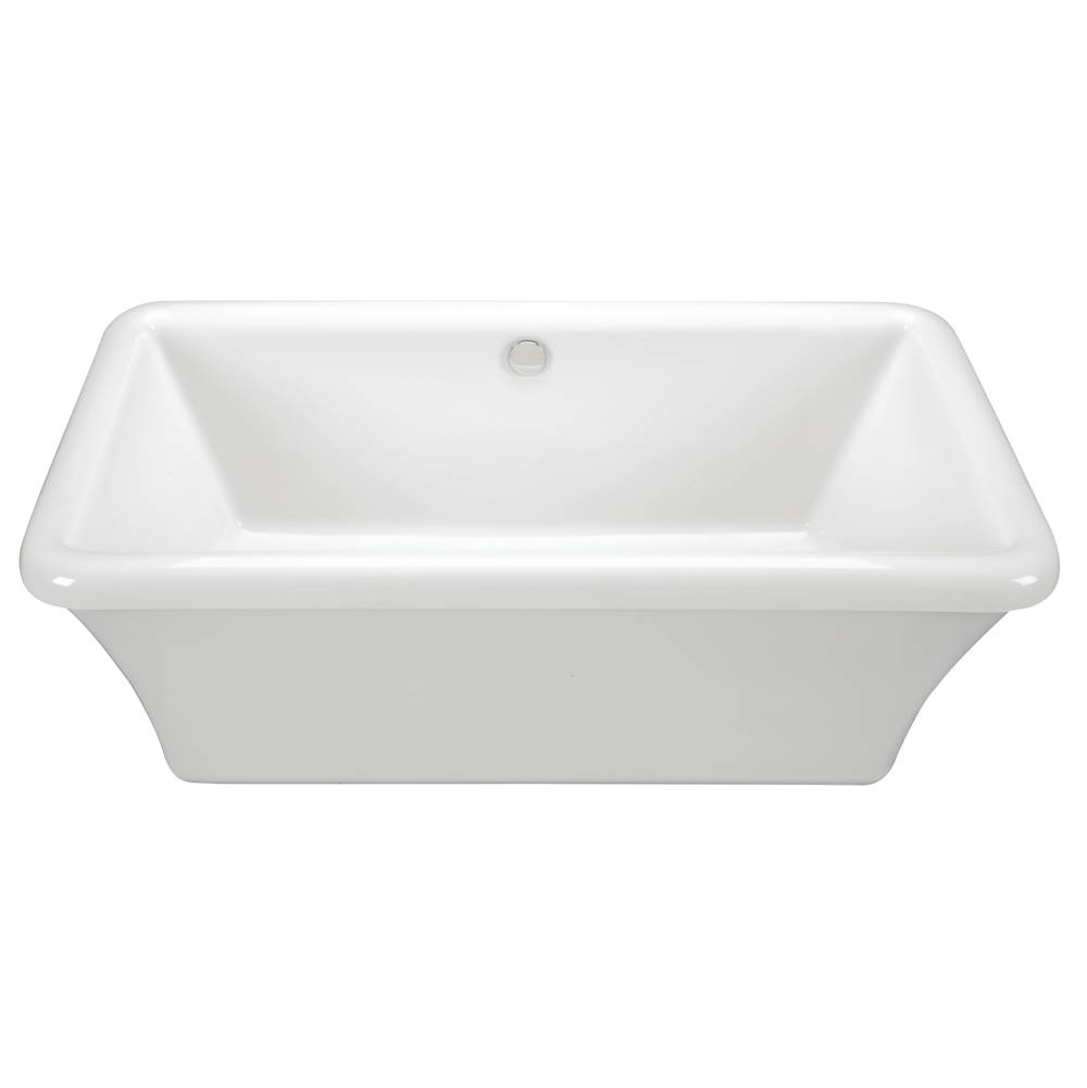 MTI Baths Free Standing Soaking Tubs item S145-WH