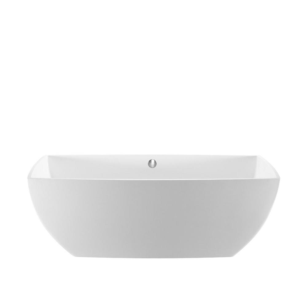 MTI Baths Free Standing Soaking Tubs item S149-WH-MT