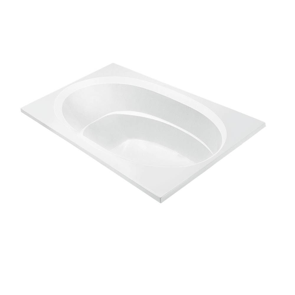 MTI Baths Drop In Whirlpool Bathtubs item P18U-AL