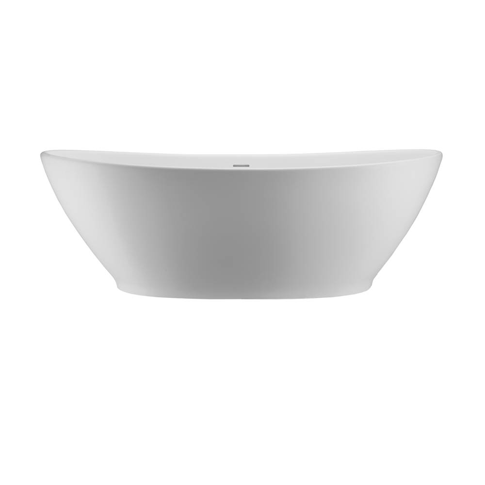 MTI Baths Free Standing Soaking Tubs item S194-WH-GL