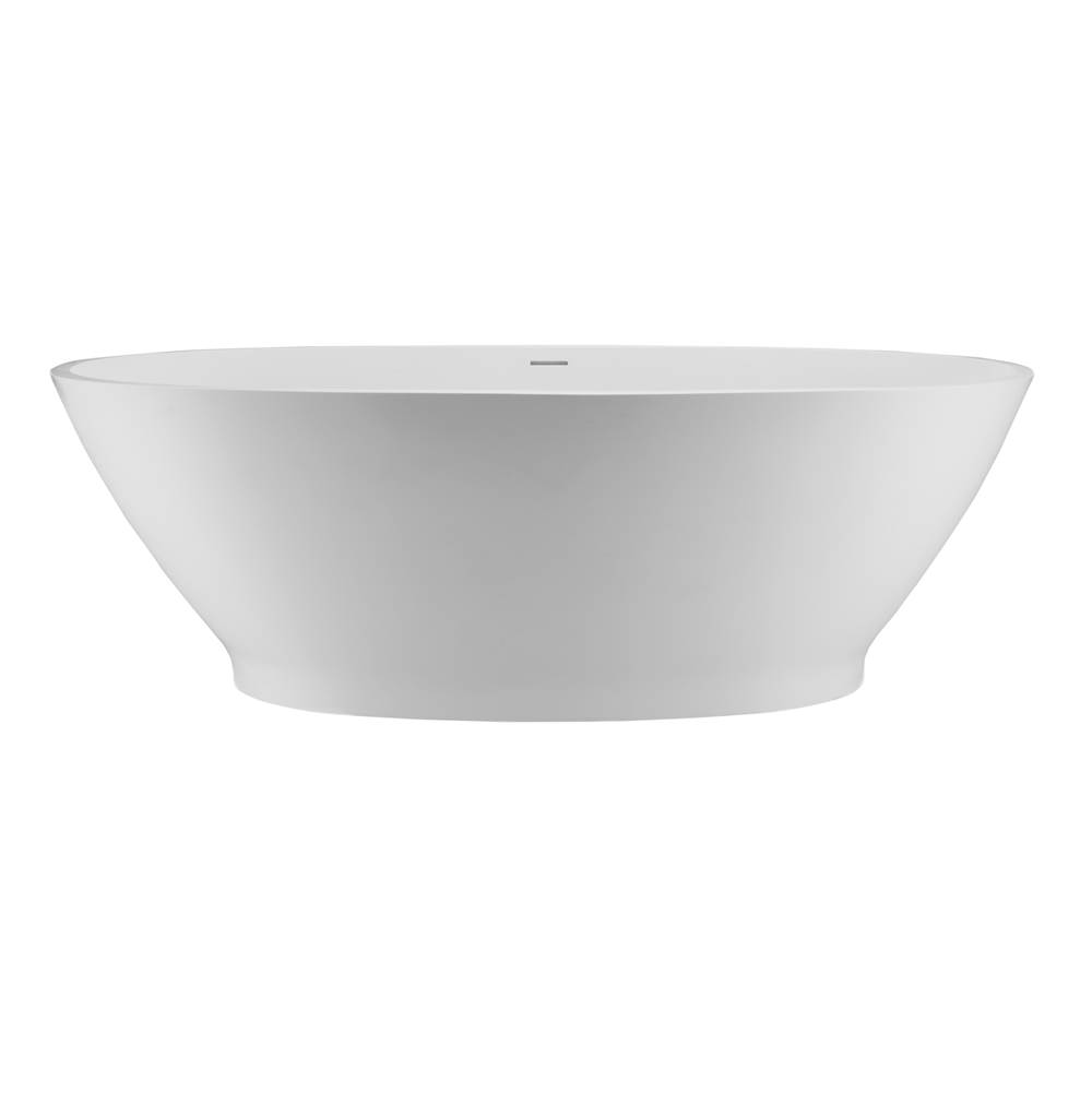 MTI Baths Free Standing Soaking Tubs item S196-WH-MT
