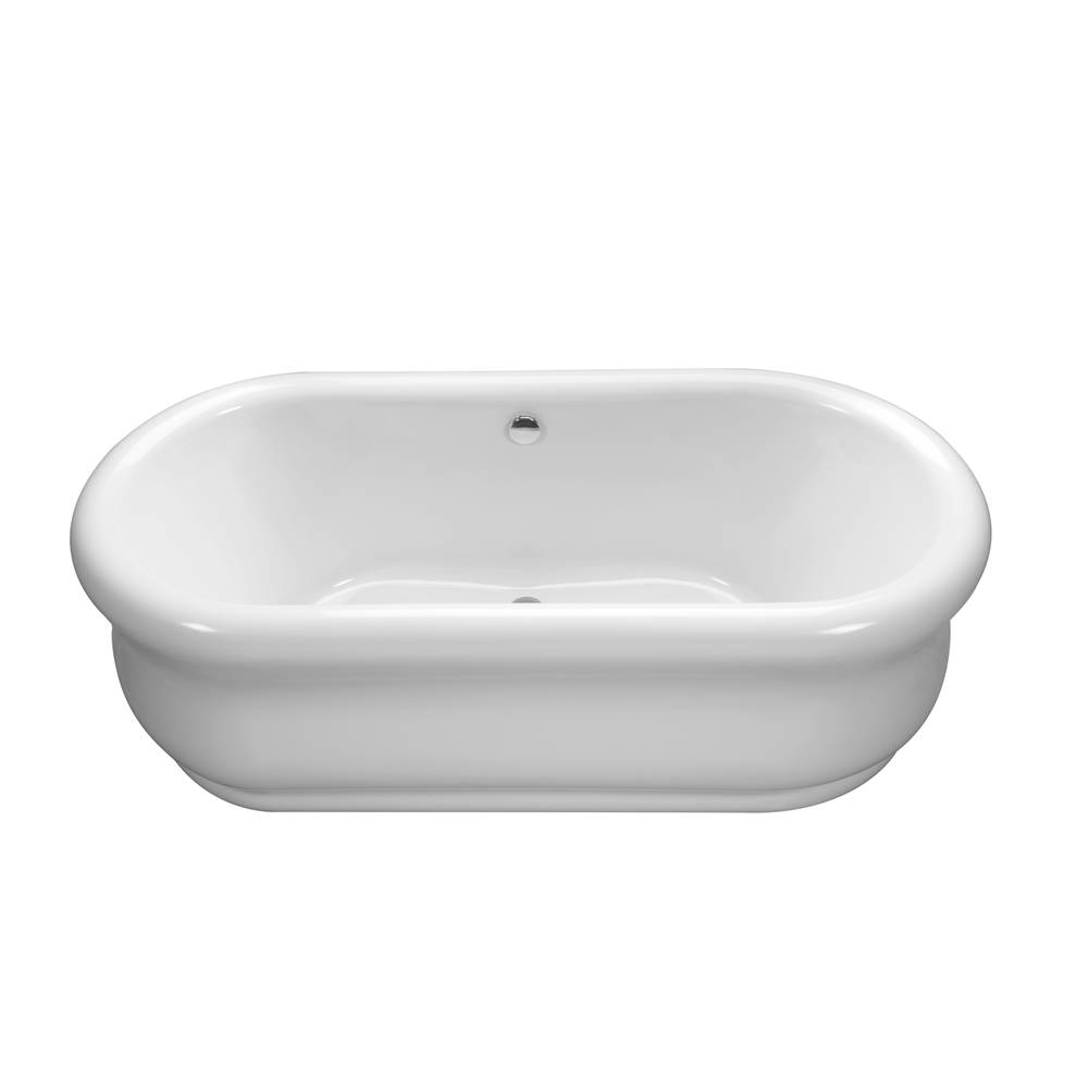 MTI Baths Free Standing Soaking Tubs item S201-WH