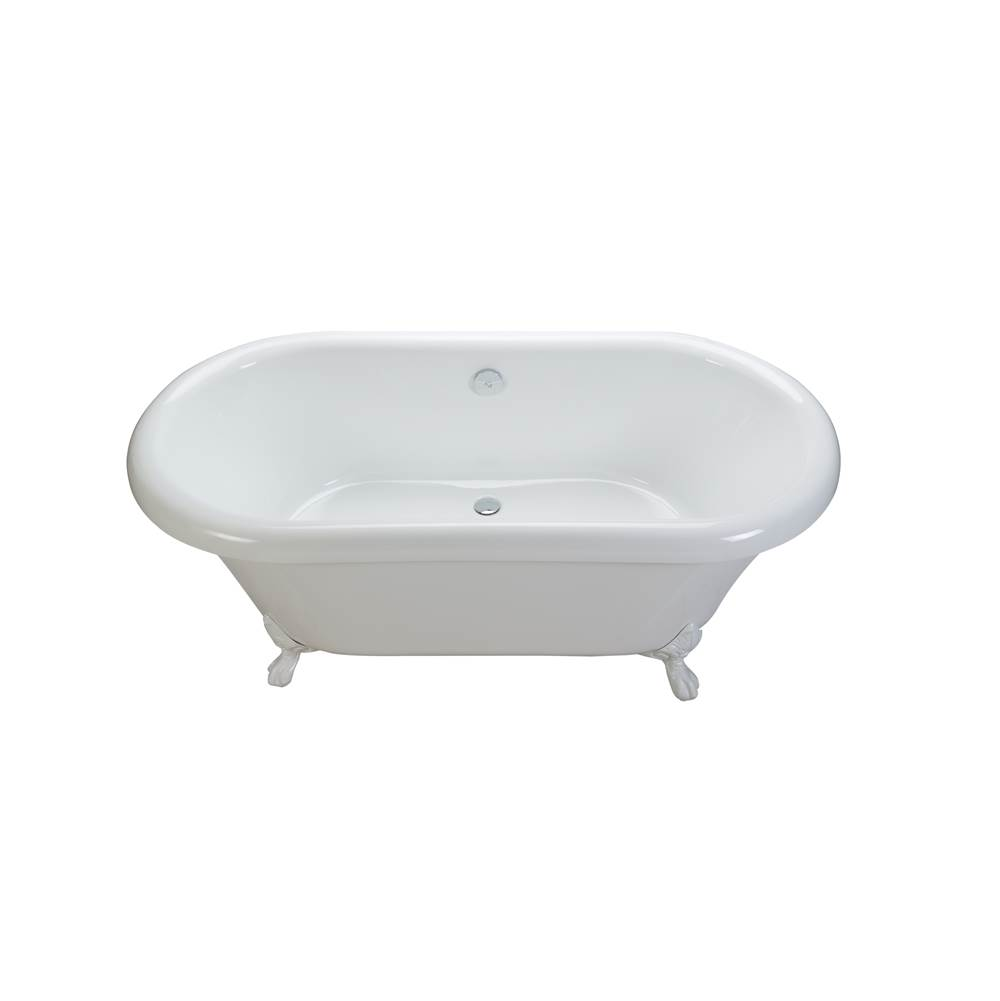 MTI Baths Free Standing Soaking Tubs item S204AL