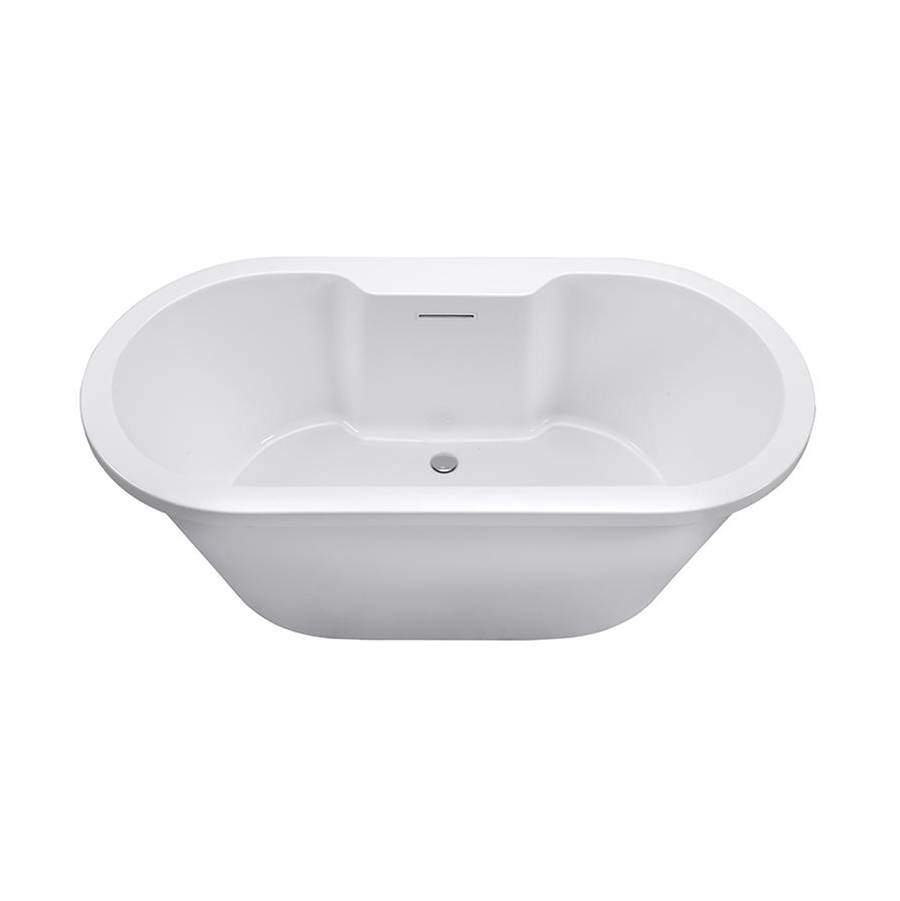 MTI Baths Free Standing Soaking Tubs item S225-WH