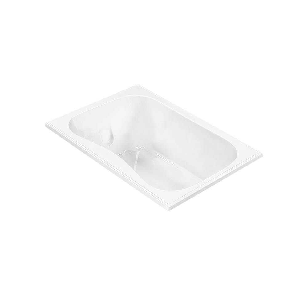 MTI Baths Drop In Whirlpool Bathtubs item P24-WH