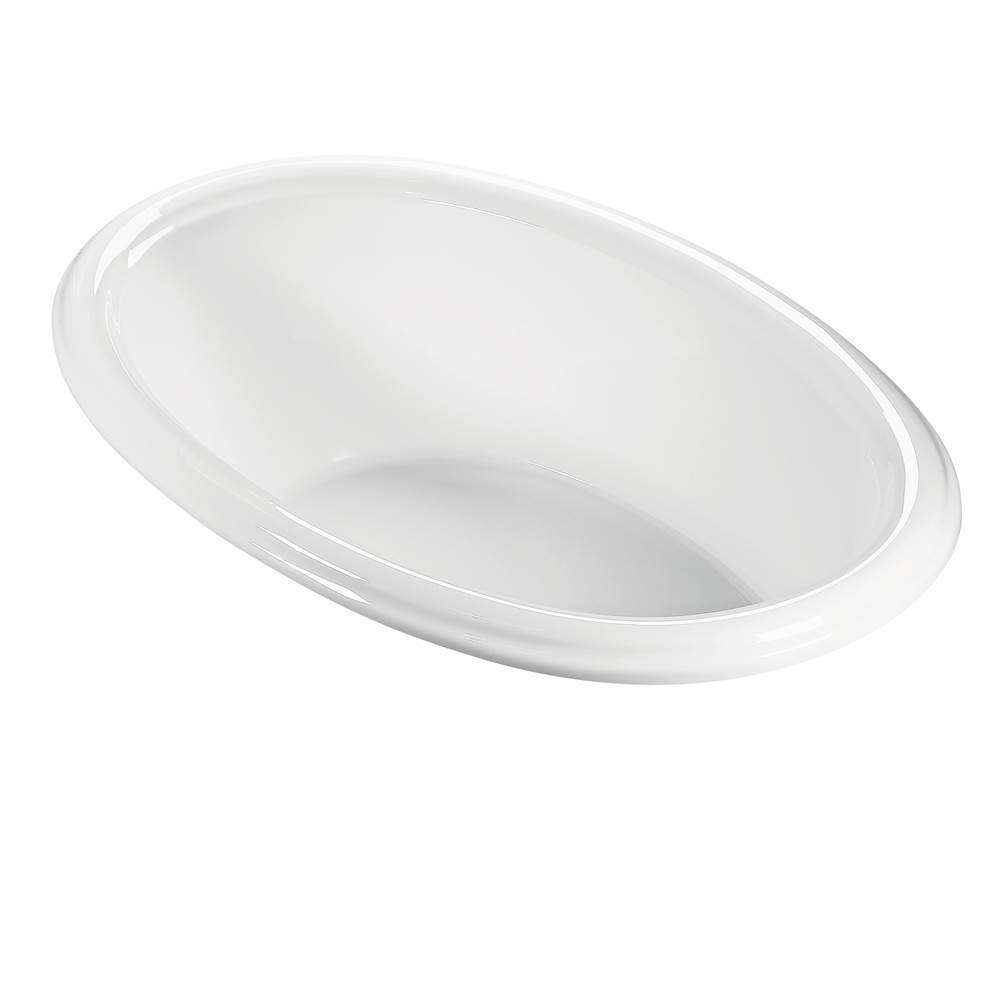 MTI Baths Drop In Air Bathtubs item AST3-WH