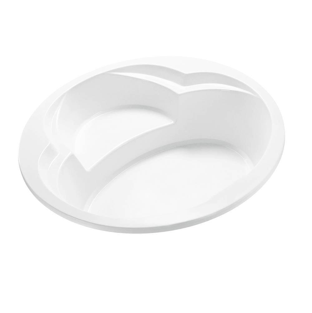 MTI Baths Drop In Whirlpool Bathtubs item P34-WH