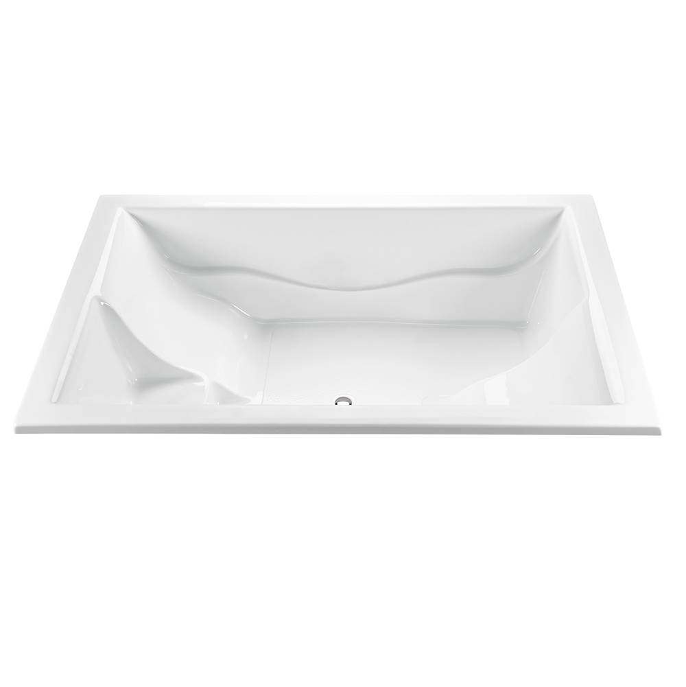 MTI Baths Drop In Air Bathtubs item AST42-WH