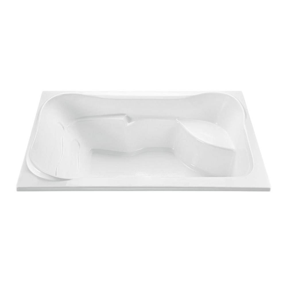 MTI Baths Drop In Air Whirlpool Combo item AU47-WH