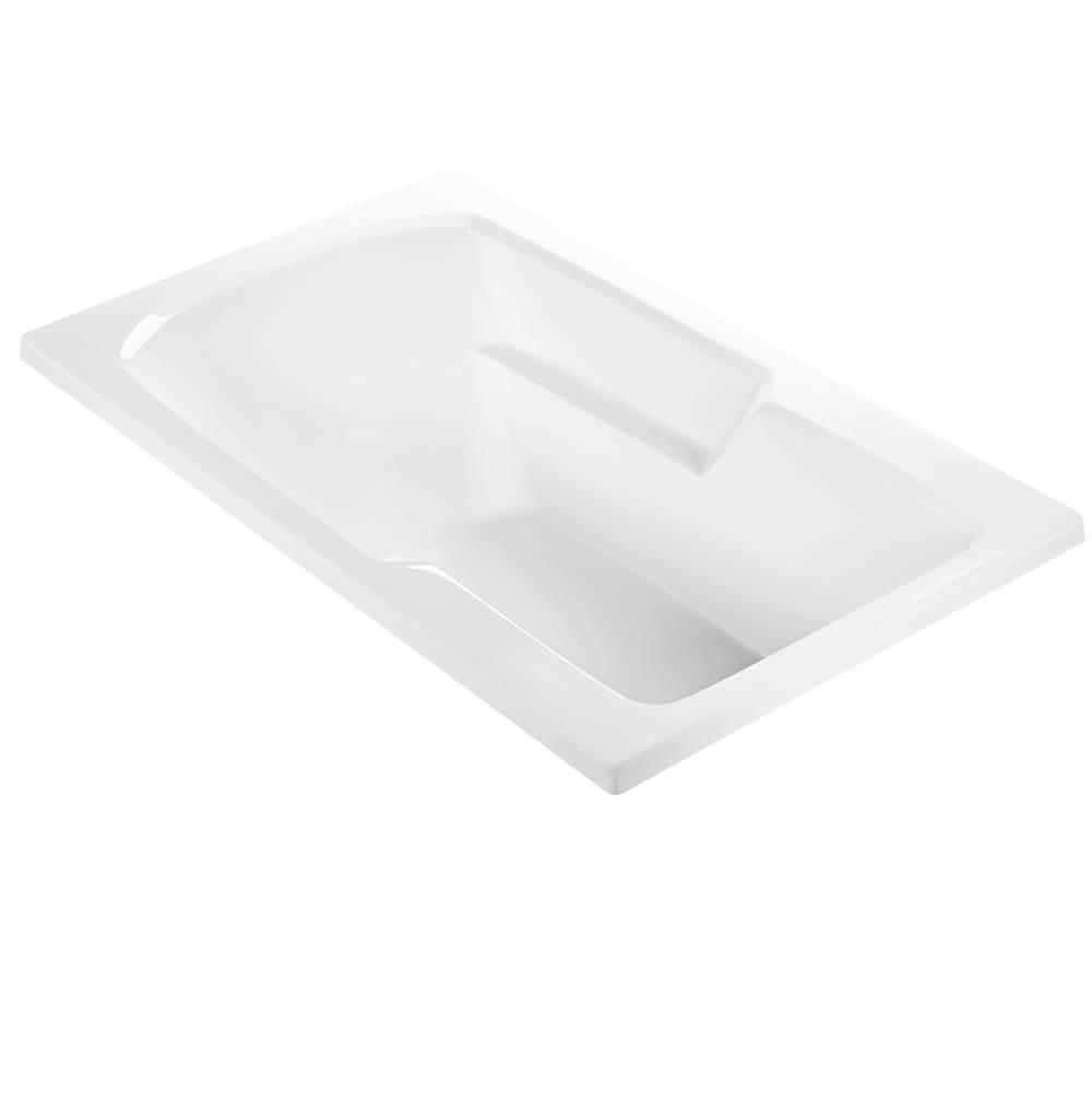 MTI Baths Drop In Air Bathtubs item AST5-WH